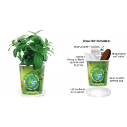 Visstun Go Green Grow Kits Plastic Full Color