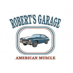 American Muscle Garage - Customized