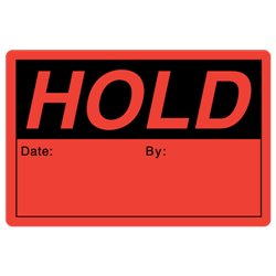 4'' x 6'' Rectangle Stickers Labels